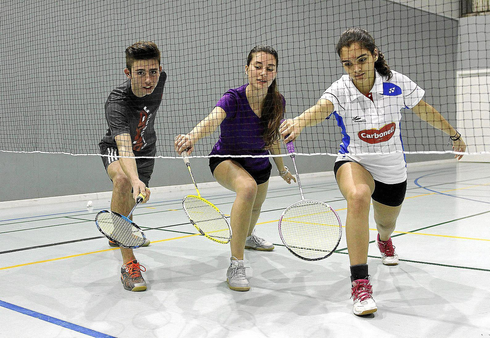 Albert Florit, Esther Seguí y Júlia Florit