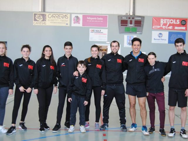 El Menorca BC Es Castell brillante campeón de la segunda edición de la liga de clubs de Menorca