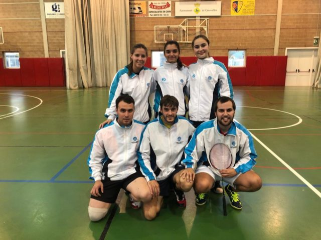Equipo_Menorca_Liga_Catalana_Badminton_2018-2019